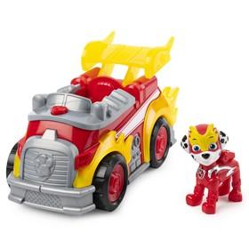 Машинка мега «Щенячий патруль», с Маршалом