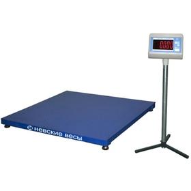 Весы платформенные ВСП4-1500 А9 (1500х1500) Ош