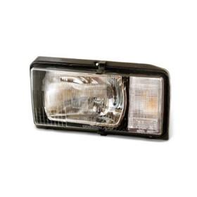 Фара на ВАЗ 2105, левая, белый указатель Освар 951.3711-01, 21050371101191