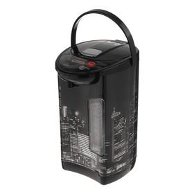 Термопот WILLMARK WAP-603IS, 5.5 л, 900 Вт, чёрный