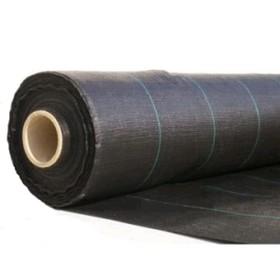 Агроткань застилочная 1,80м х 100м плотность 100г/м2 черная
