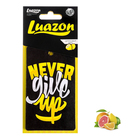 """Flavor paper """"Never give up"""""""