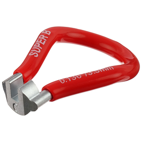"- Spoke wrench 0.136"" red"