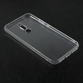 Чехол Qumann, для Xiaomi Redmi 8, силиконовый, прозрачный - фото 71332