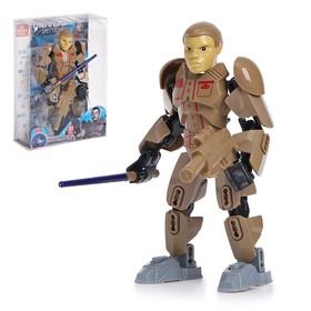 Робот-конструктор «Звёздный воин: Сопротивление»
