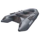 Лодка «Капитан Т330», слань+киль, цвет серый