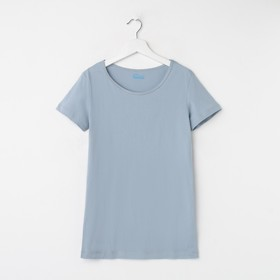 Футболка Classic, цвет серый, рост 158-164 см