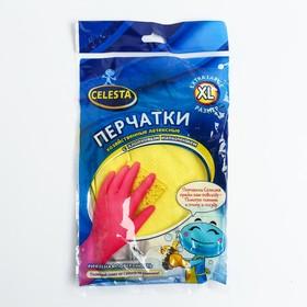 CELESTA хозяйственные перчатки XL