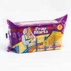 Фрау Марта Губка для посуды 5шт. Пенный эффект 438934/40 (шт.)