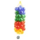 Набор шариков 56 штук, диаметр шара 8 см