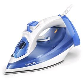 Утюг Philips GC2990/20, 2300 Вт, подошва SteamGlide, 40 г/мин, 320 мл, синий