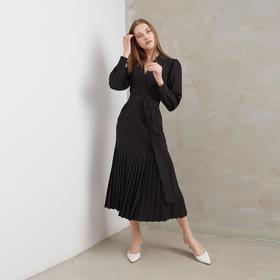 Платье женское MINAKU: Classic цвет чёрный, размер 42