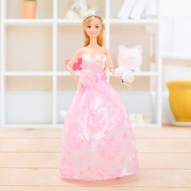 """Jointed doll """"Dasha"""" dress up MIX"""