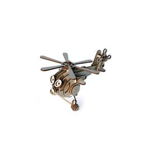 Деревянный конструктор «Вертолёт Витя »