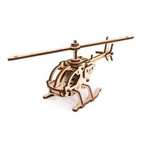 Деревянный конструктор «Вертолёт Робинзон»