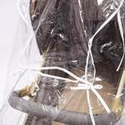 Дождевик на прогулочную коляску, ПВХ - фото 983331