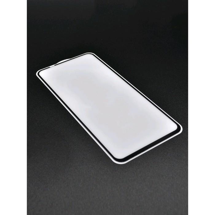 Защитное стекло Innovation 2D для Huawei Honor 20, полный клей, черная рамка - фото 862183