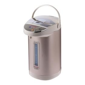 Чайник с функцией термоса Viconte VC-3246, 900 Вт, 4.5 л, серебристый