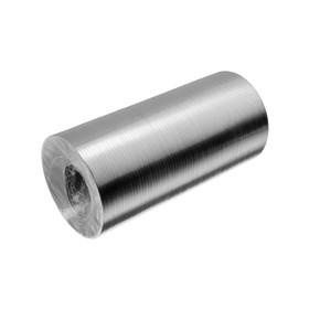 Воздуховод гофрированный 'Алювент', d=135 мм, раздвижной до 3 м, алюминиевый Ош