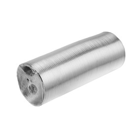 """Воздуховод гофрированный """"Алювент"""", d=113 мм, раздвижной до 3 м, алюминиевый - фото 7386330"""