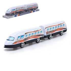 Поезд инерционный «Сокол»,