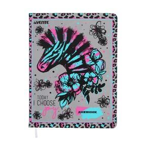 Дневник универсальный для 1-11 классов Magic Dreams, твёрдая обложка, искусственная кожа, шелкография, ляссе