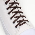 Laces with a round cross-section d4мм 120cm (FAS 25пар price for a pair) brown 935п24 REMBYT