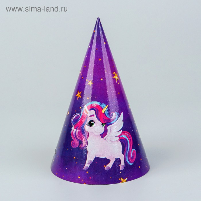 "The cap paper ""one unicorn's"""