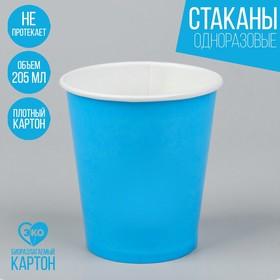 Glass, paper, monochrome, color blue