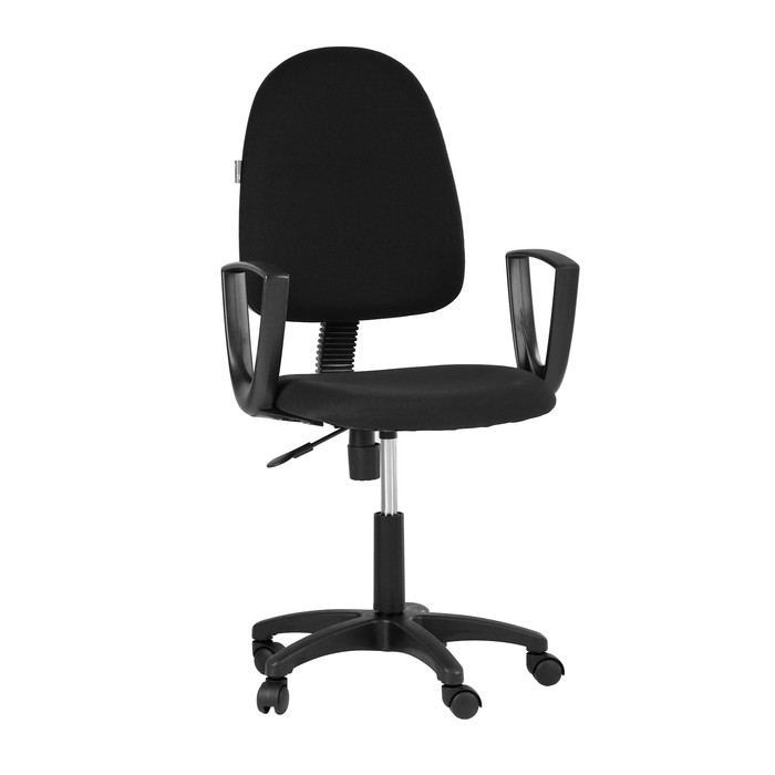 Кресло Бюрократ CH-1300N3C11 черный