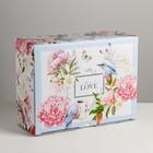 Коробка‒пенал Love, 30 × 23 × 12 см