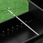 """Шампур прямой """"Премиум"""" 45 см х 1 см, нержавеющая сталь 1,5 мм"""
