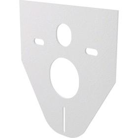 Звукоизоляционная плита Alcaplast M91, для подвесного унитаза и для биде Ош