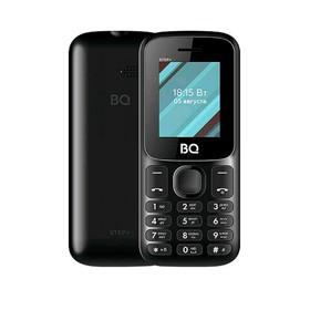 Сотовый телефон BQ M-1848 Step+ 1,77', 32Мб, microSD, 2 sim, без СЗУ, чёрный Ош