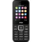 "Сотовый телефон INOI 242 2,4"", microSD, 0,1МП, 2 sim, чёрный"