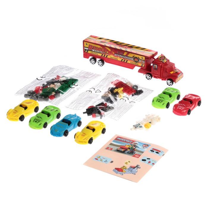 Набор игрушек для мальчиков, ассорти МИКС