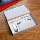 Набор подарочный 3в1 (ручка, визитница, нож 3в1) - фото 8873415