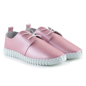 Кеды женские, цвет розовый, размер 36