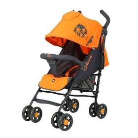 Коляска-трость RANT Rio, цвет orange