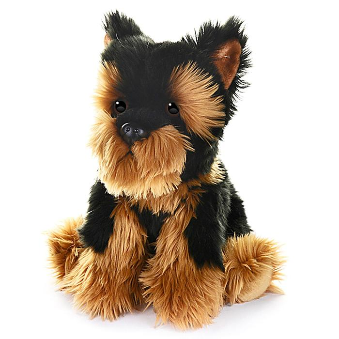 Мягкая игрушка «Собака Йорктиз», 30 см - фото 4471282