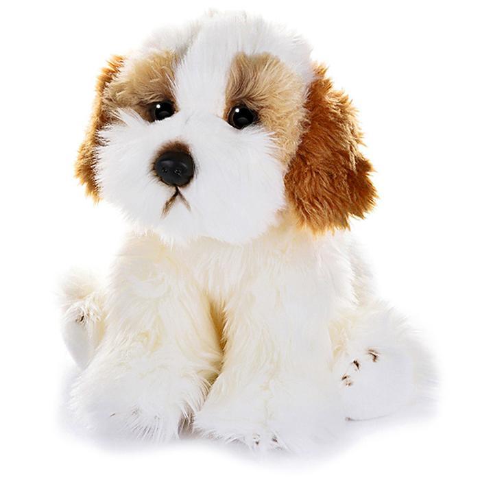 Мягкая игрушка «Собака Кавашон», 30 см - фото 105611436