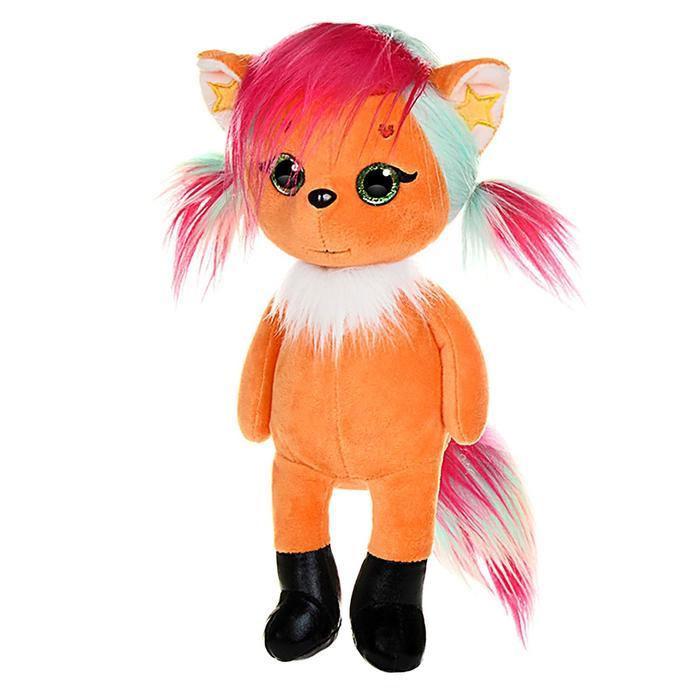 Мягкая игрушка «Лисичка Алиса», 22 см - фото 4471285