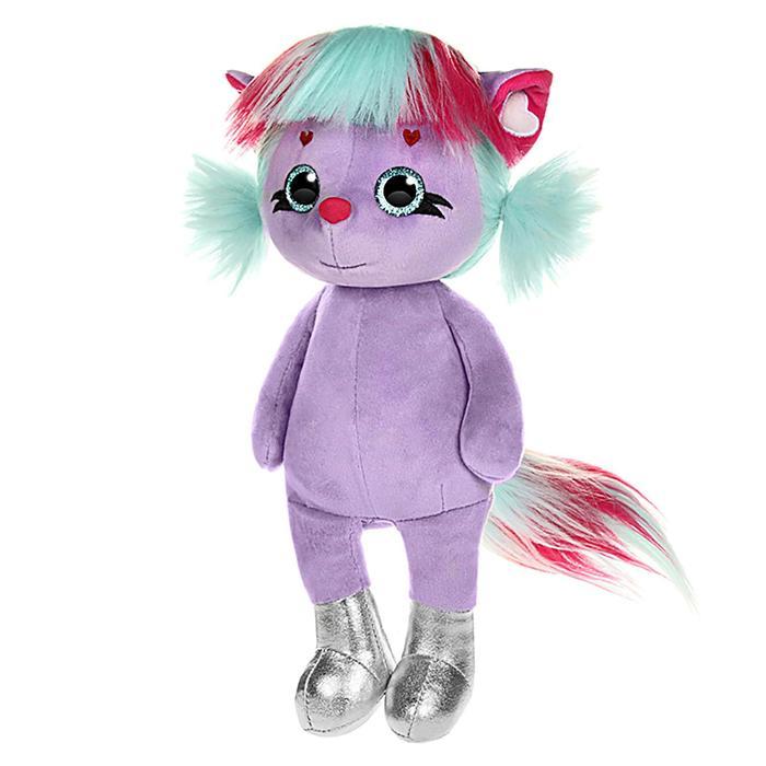 Мягкая игрушка «Кошечка Лилу», 22 см - фото 4471287