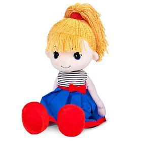 Мягкая игрушка «Кукла Стильняшка», блондинка, 40 см