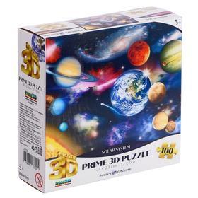 "3D puzzle 100 El. The ""planet"" 13720"
