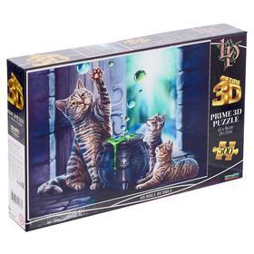 """3D puzzle 500 El. """"Bul-bul"""" 10186"""