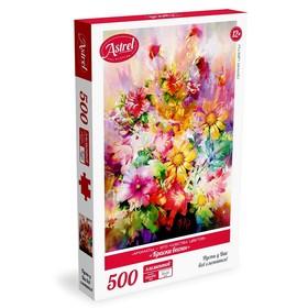 Пазл 500 элементов «Краски весны»