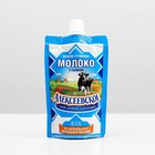 "Sweetened condensed milk 8.5% of TM ""Alekseevskoe"", doypack 100 g"