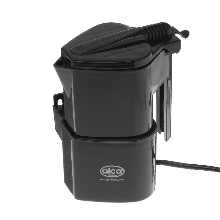 Электрочайник - кофеварка автомобильный ALCA 24 В, 0,4 л, 2 чашки, фильтр