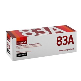 Картридж EasyPrint CF283A (LH-83A) для HP LJ ProM125nw/M127fw/M201dw/202dw/225dw (1500k)